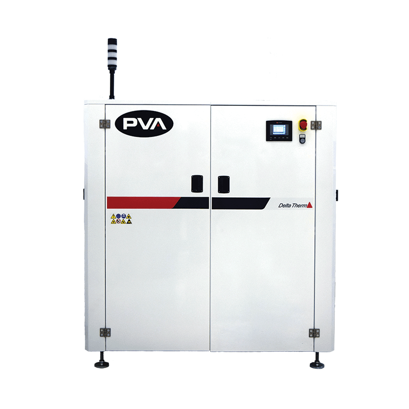 Front View of DeltaTherm IR Cure Module
